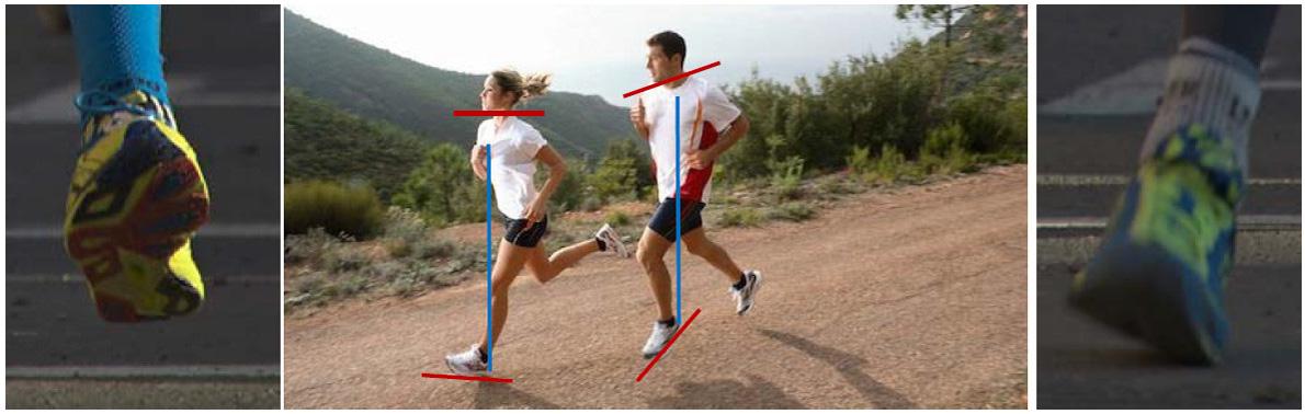 Spécificité : course à pied